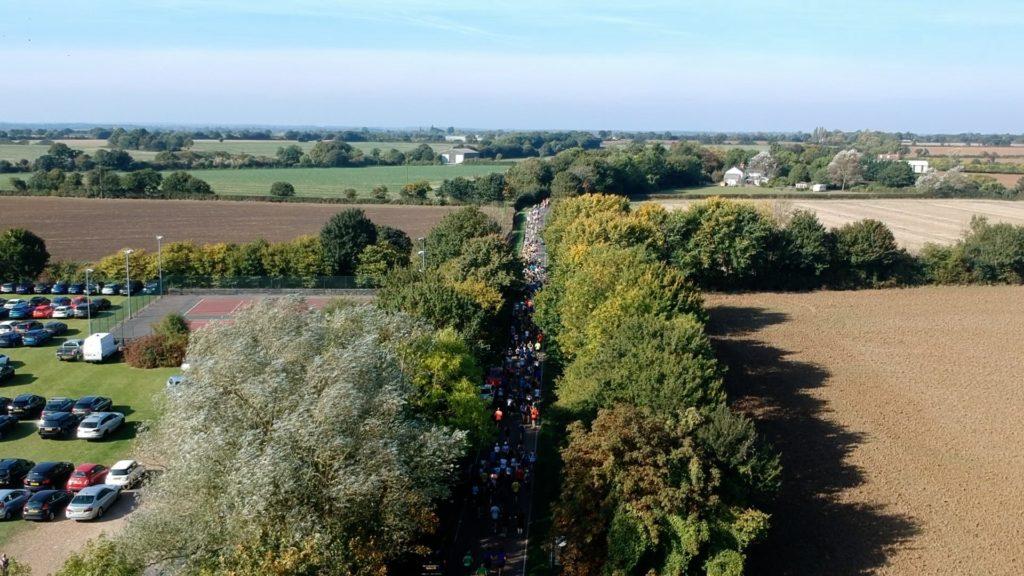 Pleshey Half Marathon 2017