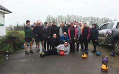 Pleshey and Essex Half Marathon